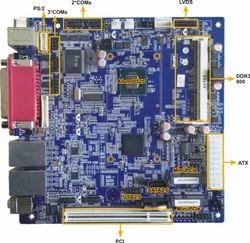 Atom D525 Based Mini ITX Embedded Moth
