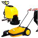 Walk Behind Floor Cleaning Machine