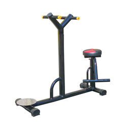 Double Gym Twister Machine