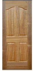 4 Panel Veneer Moulded Door