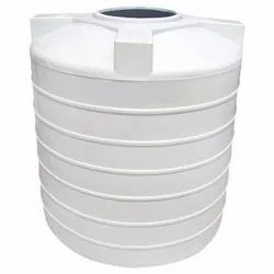White FRP/PPFRP Water Storage Tanks, Storage Capacity: 500L