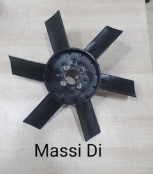 Massy tractor radiator fan