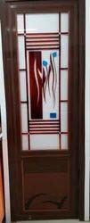 PVC Door for Bathroom
