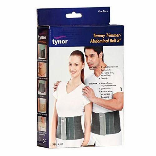 tynor tummy trimmer abdominal belt inch