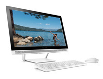 HP Pavilion All in One 24 q252in