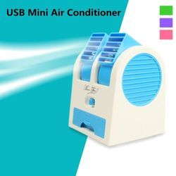 Blue Mini Dual Air Cooler