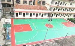 Venfors High Gloss Sports Floor Paint
