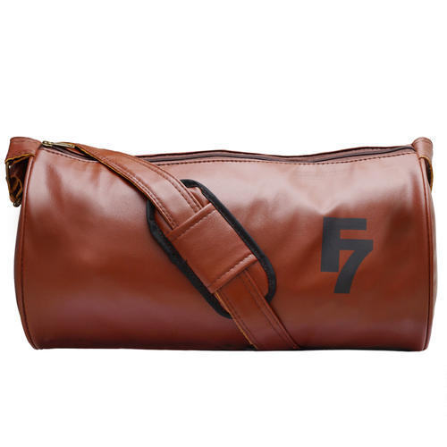 c6a1d15404 gym bag smokey brown at Rs 160  pcs