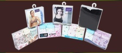 Transparent Printed Undergarment Boxes