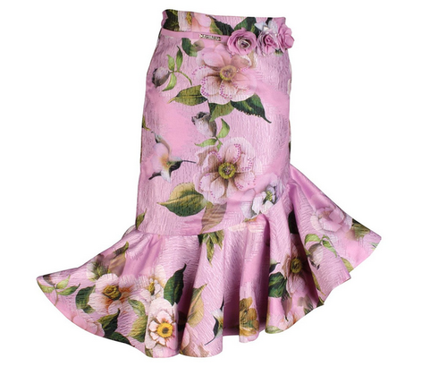 e2dd3e9b3 Girls Skirts - Cutecumber Girls Cream Suede Knee Length Skirts Manufacturer  from Ghaziabad