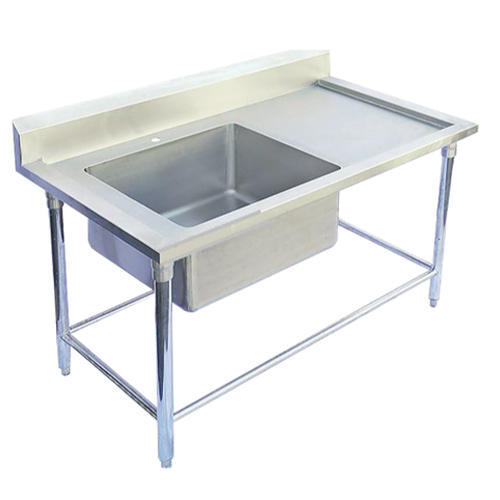 SS One Compartment Sink
