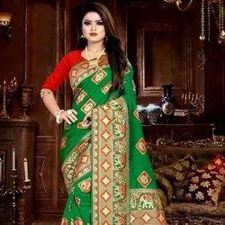 Designer Indian Banarasi Saree