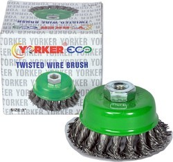 Yorker Twisted Wire Brush ECO 4