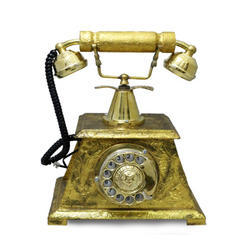 Full Brass Work Landline Phone