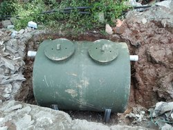 500 Lt Bio Digester Tanks