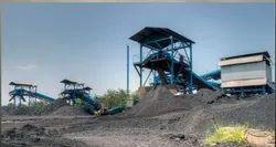 Crushed Coal