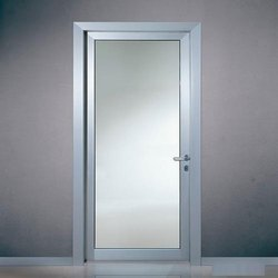 Plain Door Glass, Thickness: 5 - 10 mm