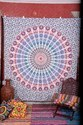 Indian Mandala Tapestry Bohemian Elephant Wall Hanging