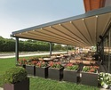 Pergolas for Cafes & Restaurants
