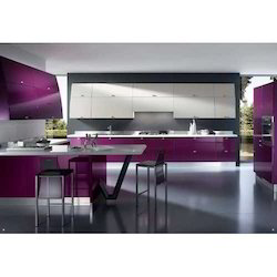 UV High Gloss Kitchen
