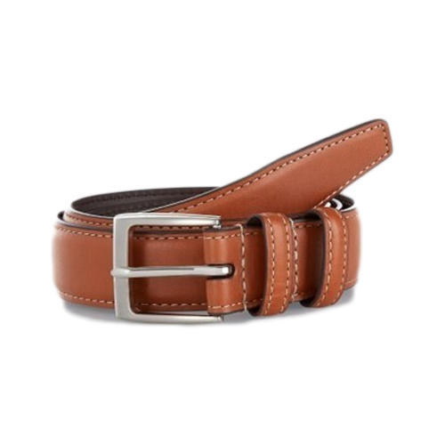 05315f9a1486e Male Mens Brown Leather Belt