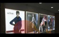 LED Advertising Clipon Board