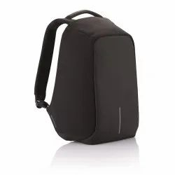 XD Design 13 Ltr Black Anti Theft Backpack with Rain Cover