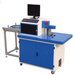Automatic Letter Bending Machine