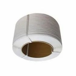 White Plastic Strapping Roll