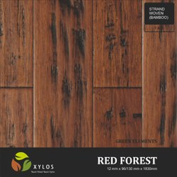 Red Forest Bamboo Flooring