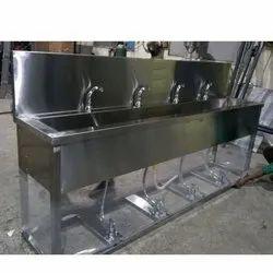 S S Hand Wash Unit