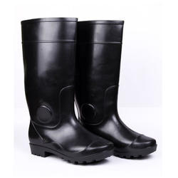 Century Black Safety Gumboots