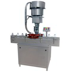 Automatic Single Head Vial Sealing Machine