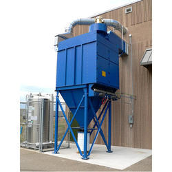 Automatic Mild Steel Dust Collector, 440V