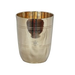 Round Copper Glass, Capacity: 250 Ml