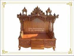Designer Office Wooden Temple