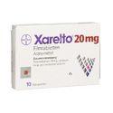 Xarelto 10 mg, 15 mg & 20 mg Tablets (Rivaroxaban)
