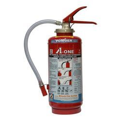 ABC Fire Extinguisher -4KG