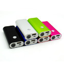 Colored Promotional Power Bank