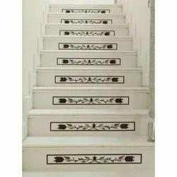 Fancy Italian Marble Step Designs Flooring Service