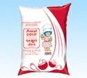 Amul Gold Milk, Packaging Type: Pouch
