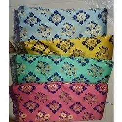 Matte Jari Brocade Fabric