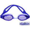 Hawk Purple Swimming Goggle For Junior With Ear Plugs Swg-05, Model Number: 3200