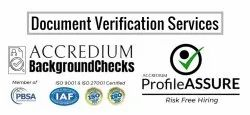ISO9001 Document Verification Services