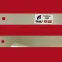 Iris Cream Hig Gloss Edge Band Tape