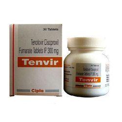 Tenofovir Disoproxil Fumarate Tablets IP 300 mg