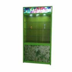 Wall Glass Showcase