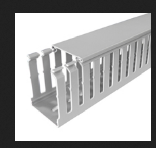 Wiring Ducts Wide Slot - View Specifications & Details of ... on