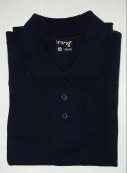 Plain Cotton T-Shirt 250 GSM