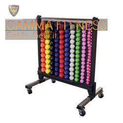 Gamma Fitness Commercial Dumbbell Rack